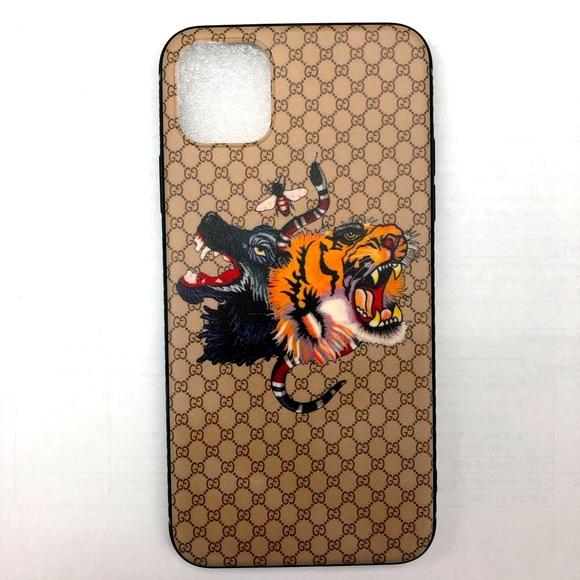iPhone 11 Pro Max fashion tiger case